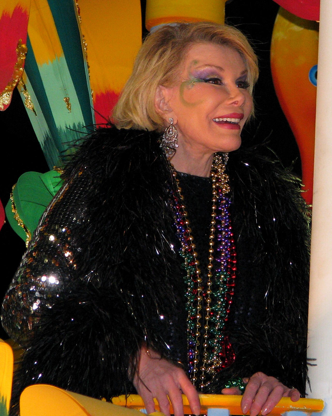 Joan_Rivers as Orpheus in Mardi Gras parade.jpg