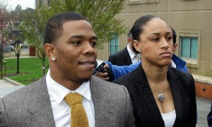 ray rice and jayna rice