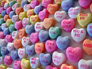 Valetine Candy Hearts.flickrCC