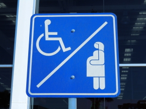 Pregnant-Disabled Parking Sign.flickrCC.MatthewRutledge