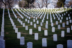 Arlington National Cemetery.flickrCC.JamesDemetrie