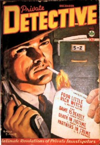 Detective Book Cover.flickrCC.WillHart