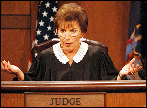 Judge Judy.flickrCC.Jena.Fuller
