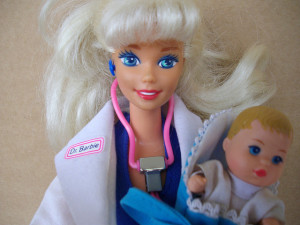 Barbie.Doctor.flickrCC.Freddycat1