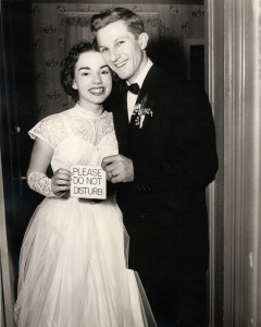 Bride&Groom.1950s.flickrCC.Walter