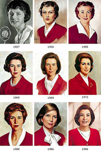 Betty Crocker Thru the Years.flickrCC.JoeWolf