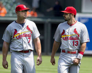 St. Louis Cardinals.MattHolliday.MattCarpenter.flickrCC.KeithAllison