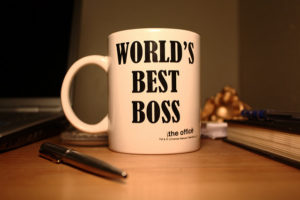 World's Best Boss.flickrCC.KumarAppaiah
