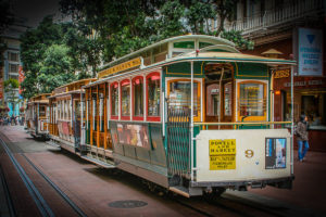 San Francisco Cable Cars.flickrCC.MikeBeales