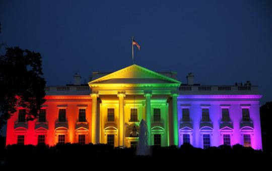 White House LGBT.flickrCC.JoeWolf