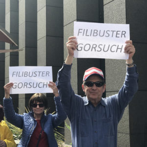 Gorsuch Protesters.flickrCC.MasterSteveRapport