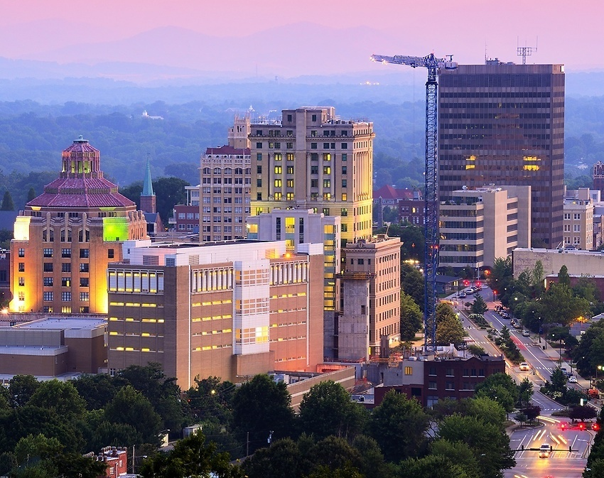 Photo of Asheville