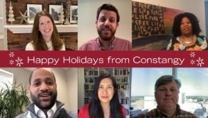 Happy Holidays from Constangy